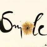 smile gelbe blume